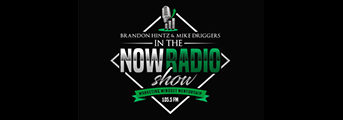 "Brandon and I started to work together and created a radio show called ""In The Now"""